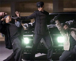 The Green Hornet au top du box office US ce week-end