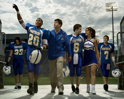 Fiche sur la série Friday Night Lights
